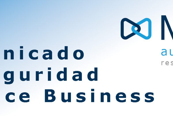 Certificado MVBusiness